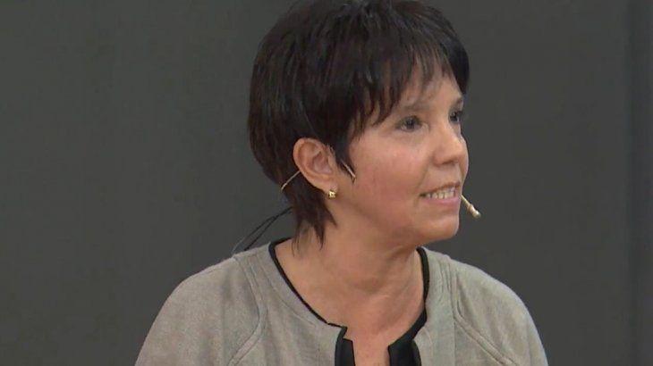 Mercedes Marcó del Pont, extitular del Banco Central.