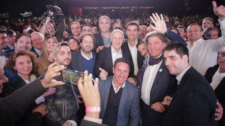 Roberto Lavagna cerró su campaña electoral de cara a las PASO.