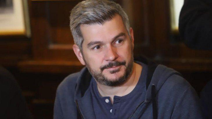 Marcos Peña.