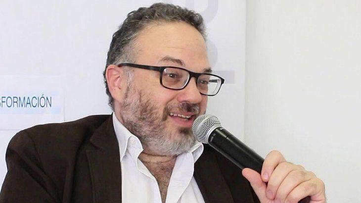 <p>Matías Kulfas.</p>