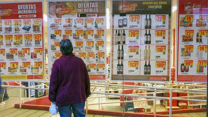 Se espera el impacto de la devaluación en los precios.