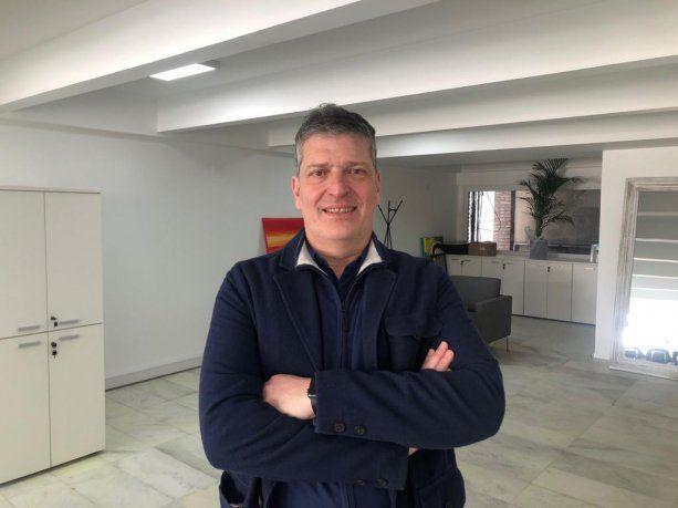 El economista y director de la Consultora ACM Javier Alvaredo.