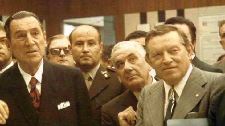 <p>La Ley de Abastecimiento fue sancionada en 1974 a instancias del por entonces ministro de Economía José Ber Gelbard, poco después de la muerte de Perón.</p>