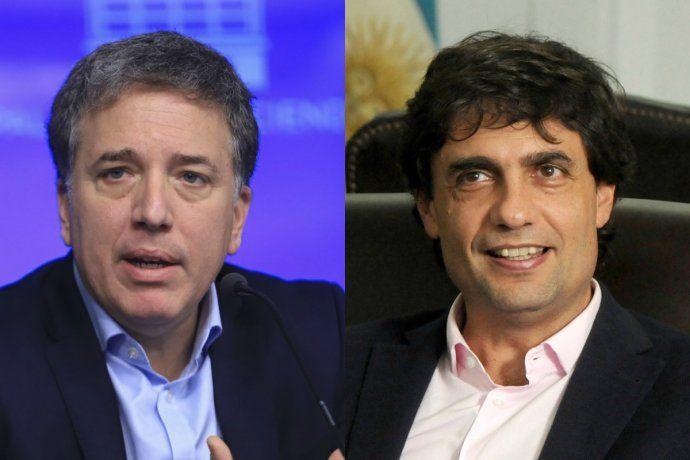 Nicolás Dujovne renunció y en su lugar asumirá el ministro de Economía de Vidal Hernán Lacunza.