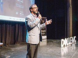 Diagnóstico. Guido Ipszman es gerente general de Dell Argentina. Dice que los proyectos empresariales trascienden a los cambios de gobiernos.