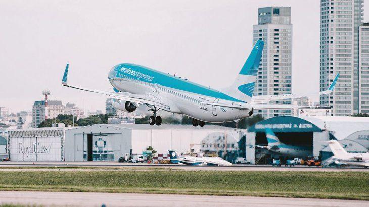 Tras la desprogramación de los últimos dos Airbus 340 de Aerolíneas Argentinas