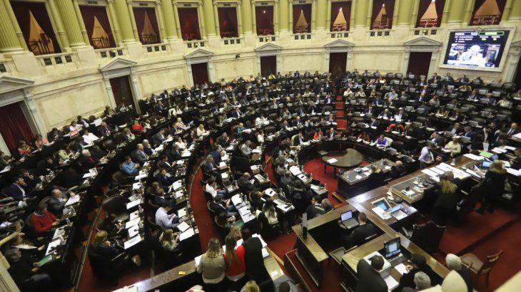 Diputados dio media sanción a la emergencia alimentaria. La votación contó con 222 votos afirmativos