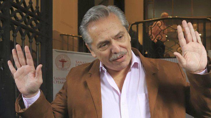 """Alberto Fernández: """"No le pedí a Melconian ni a nadie un plan económico"""""""