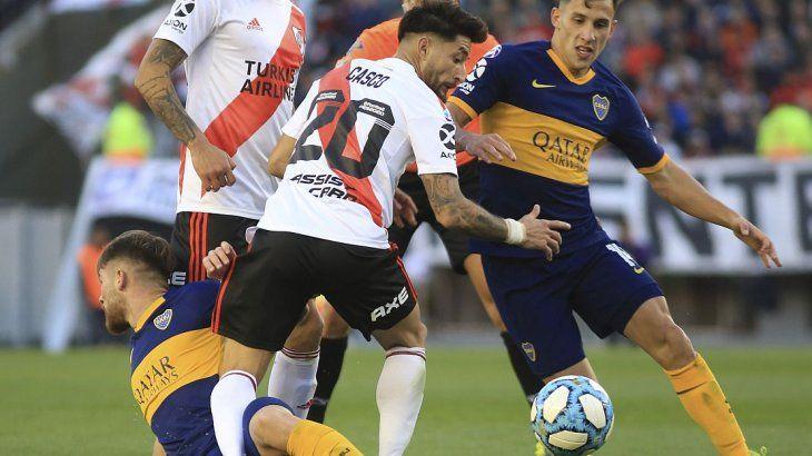 River y Boca juegan al misterio: a horas del choque, Gallardo y Alfaro definen los equipos
