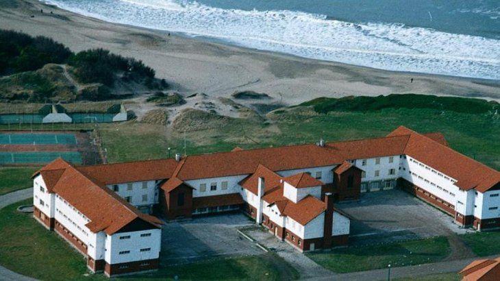 En el complejo funcionaron las colonias de vacaciones y el complejo hotelero que la Fundación Eva Perón destinó a familias de bajos recursos.