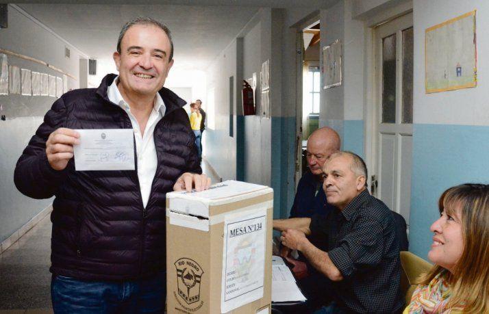 Pedro Pesatti se impuso en Viedma y será el nuevo intendente de la capital rionegrina.
