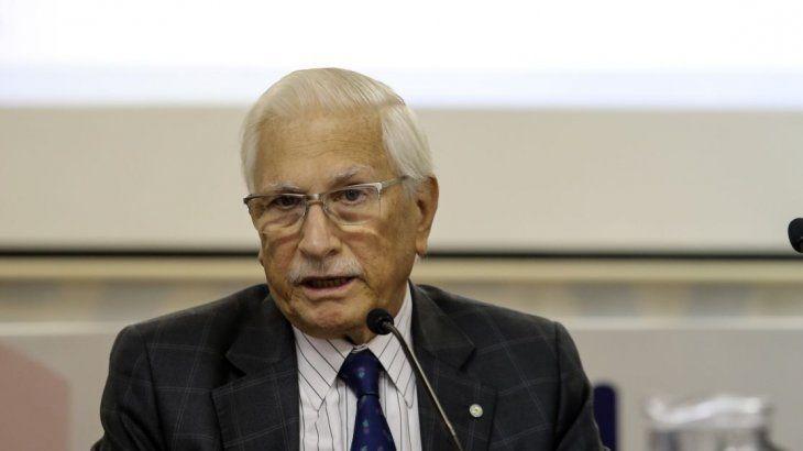 Jorge Todesca, titular del Instituto Nacional de Estadísticas y Censos (INDEC).