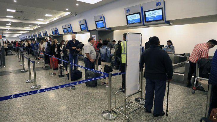 El costo de la afectación de vuelos fue de U$S 10 millones