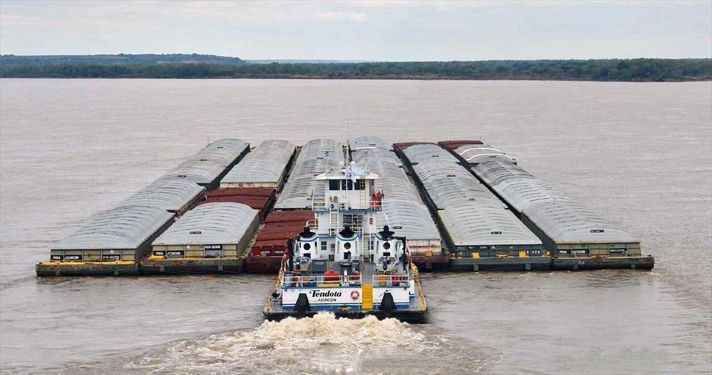 Preparan en Transporte la licitación de la Hidrovía y descartan rescindir el contrato