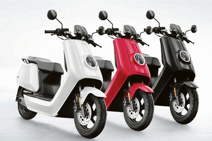 Llega marca china de scooters eléctricos
