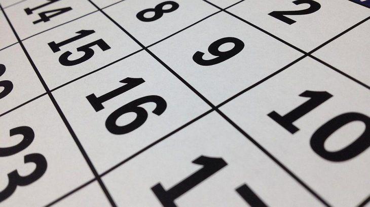 ¿Es feriado puente el próximo lunes 30 de marzo?