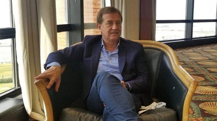 El gobernador electo de Mendoza
