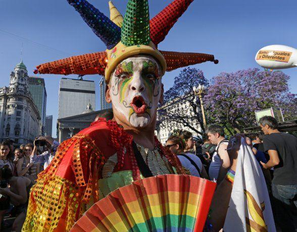Marcha del Orgullo Gay 2014