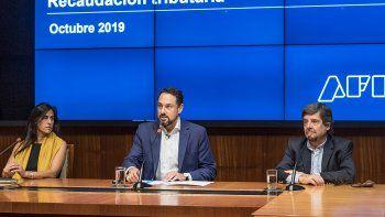 AFIP de Macri no embarga más (se lo deja a próximo gobierno)