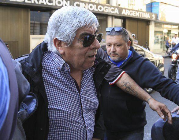 Hugo Moyano participará del encuentro de la CGT con Alberto Fernández.