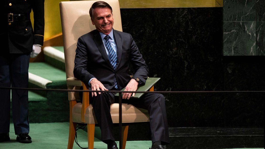 Ahora Bolsonaro bajó a su vice de la asunción de Alberto Fernández: enviará a su ministro de Ciudadanía - ámbito.com