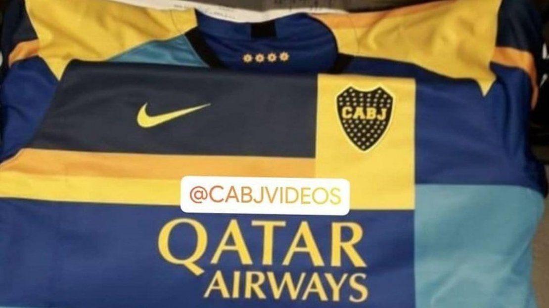 ¿Será esta la última camiseta Nike de Boca? - ámbito.com