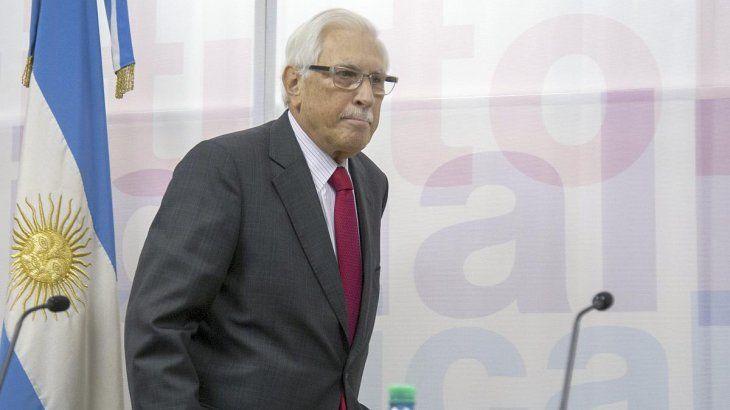 Jorge Todesca, titular del INDEC.