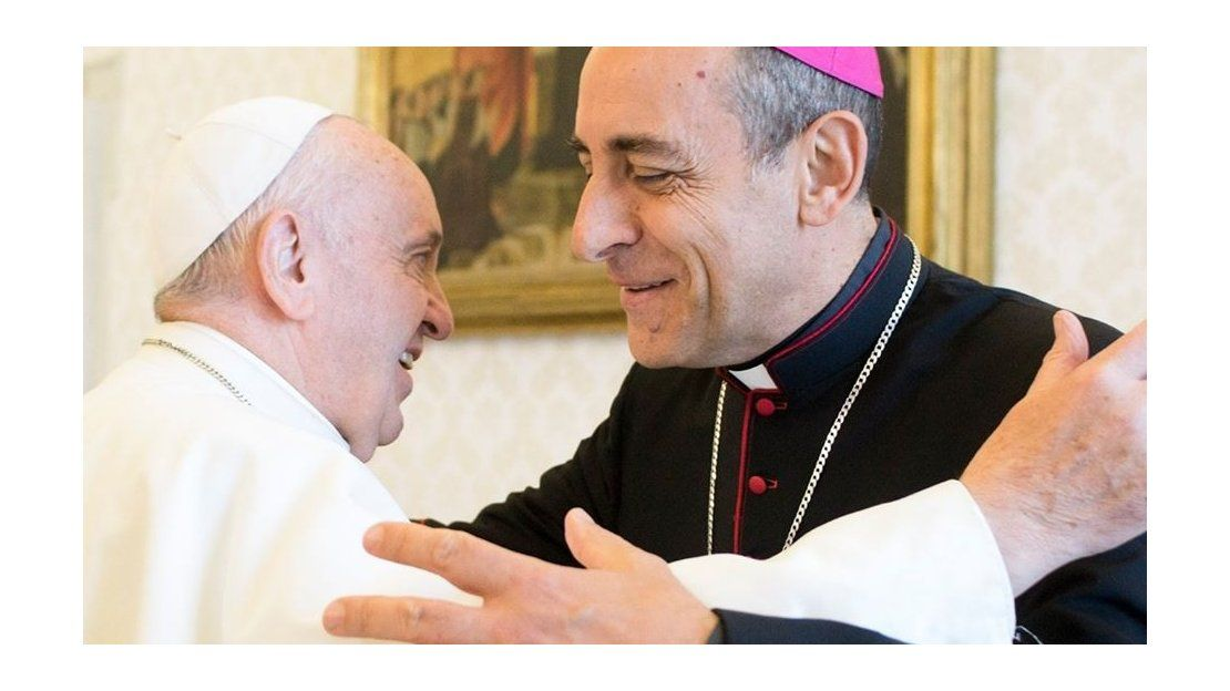 """Dejen al Papa tranquilo"", pidió el arzobispo de La Plata - ámbito.com"