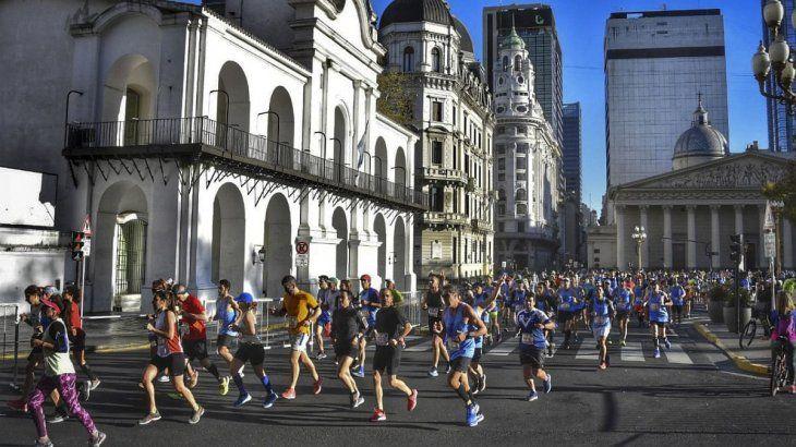 ¿Qué pasará en 2020 con la maratón y la media maratón?