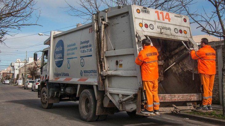 Se optimizar la recoleccin de residuos en Berazategui