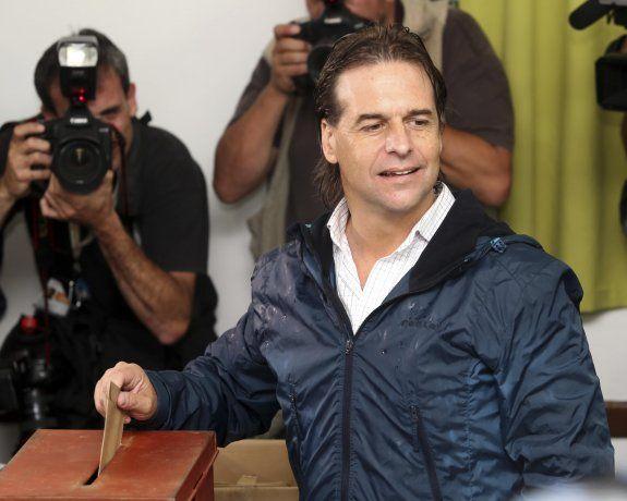 Luis Lacalle Pou fue confirmado como nuevo presidente de Uruguay y sucederá a Tabaré Vázquez.