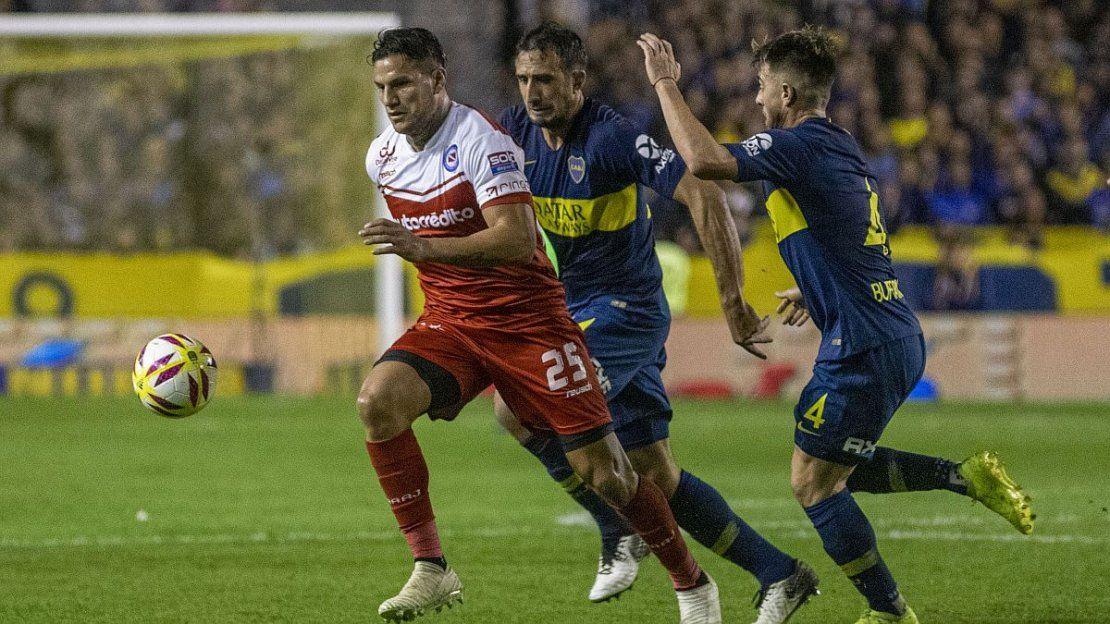 Boca vs Argentinos: hora, TV y formaciones | Superliga, Fútbol, Boca, Argentinos Juniors