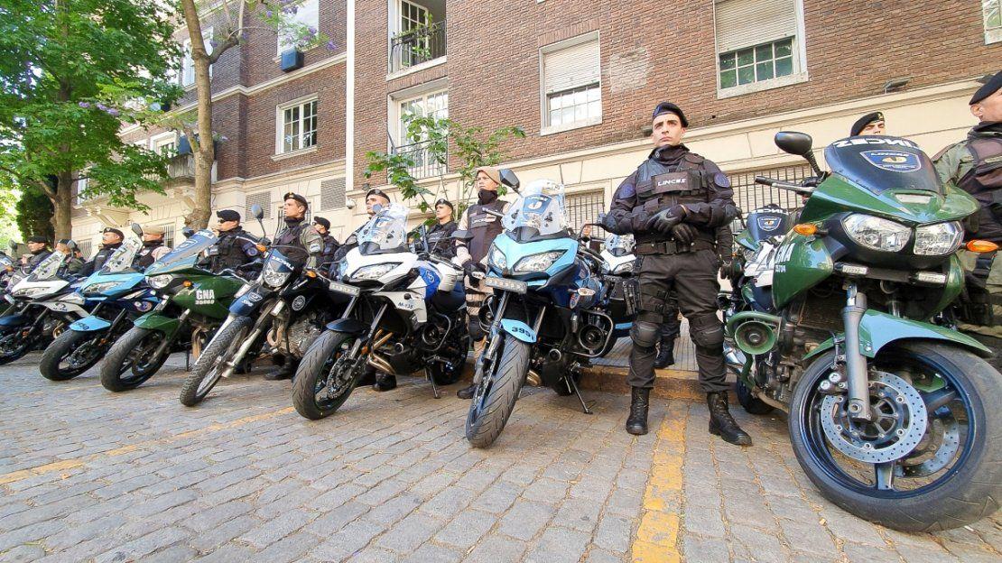 Resultado de imagen para agentes de seguridad que combatirá a los motochorros
