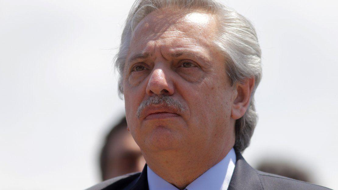 Alberto Fernández advirtió que el riesgo de default es muy alto | Default, Alberto Fernández, Mauricio Macri