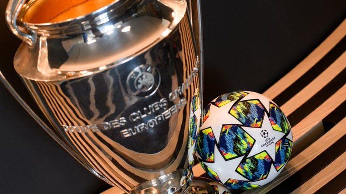 Champions League: así quedaron los duelos de octavos de final | Champions League, Real Madrid, Barcelona