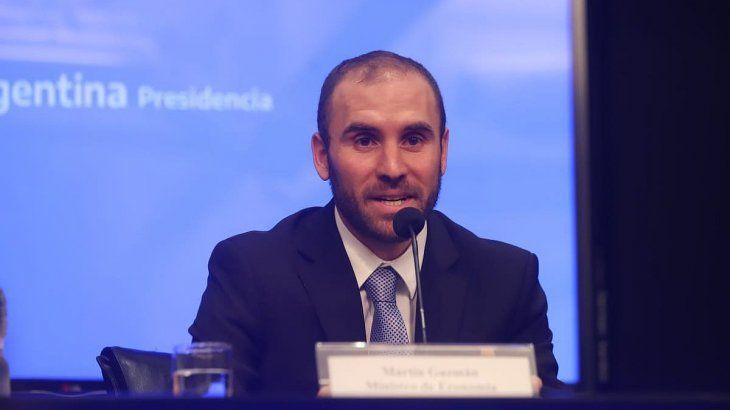 Martín Guzmán.