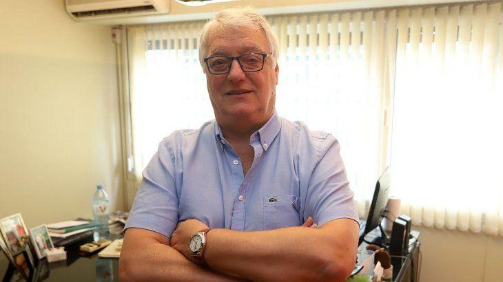 Marco Palacios.