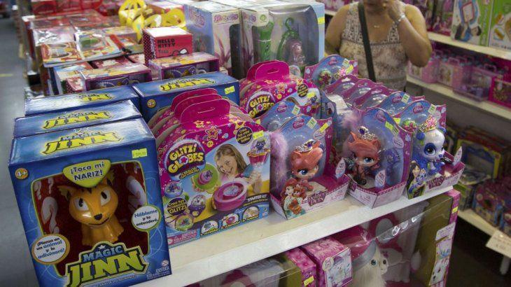 El precio de los juguetes creció casi 47% promedio.