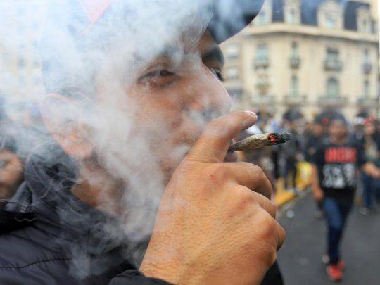 consumo personal de drogas en argentina 2020