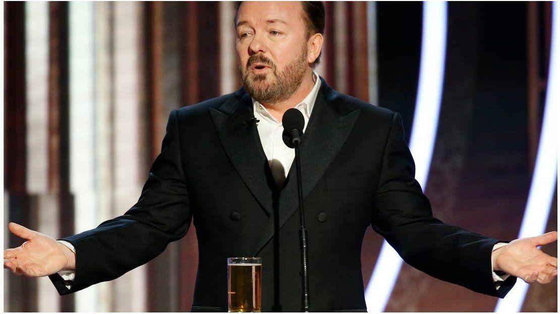 Ricky Gervais: radicalidad, sincericidio y poco rating