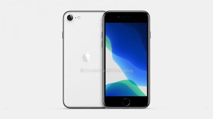 iPhone vuelve a su clásico marco.
