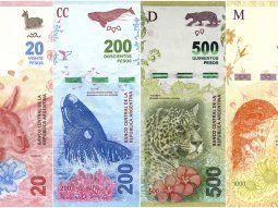 Los nuevos billetes entrarían en circulación en el mes de junio, cuando se terminan los que llevan animales que imprimió el gobierno anterior.