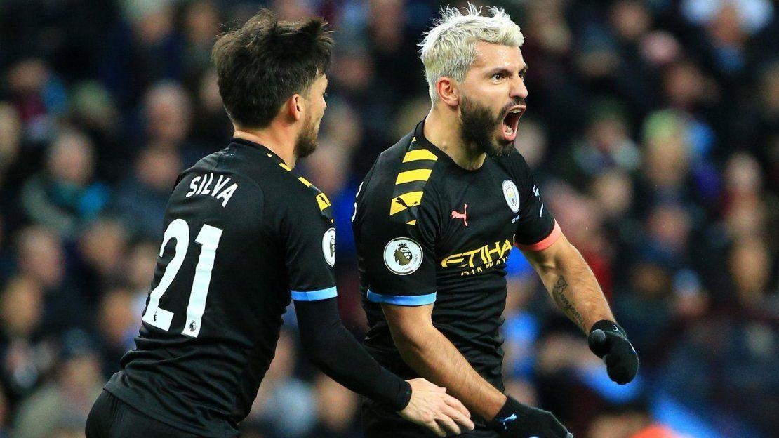 Agüero marcó un triplete que lo metió en la historia grande de la Premier League | Sergio Agüero, Fútbol, Goles