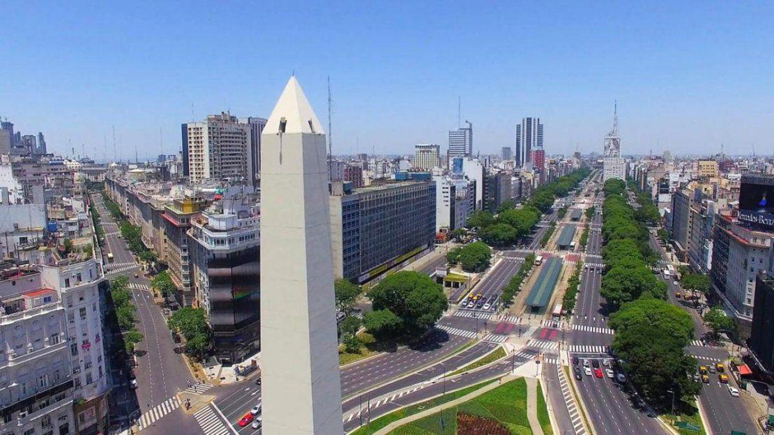 ¿Cómo estará el clima en la Ciudad de Buenos Aires y el país? pronóstico del 24 de agosto de 2020 | Clima, Servicio Meteorológico Nacional, Lluvias