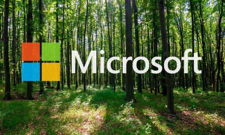 Microsoft busca dejar de emitir carbono para 2030.