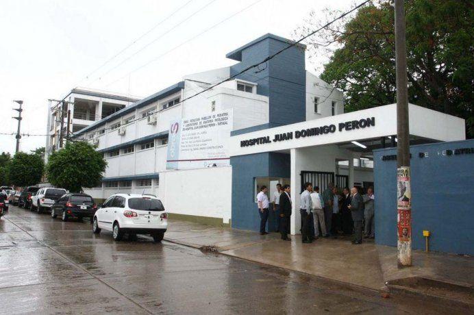 Hospital Juan Domingo Perón de la localidad salteña de Tartagal