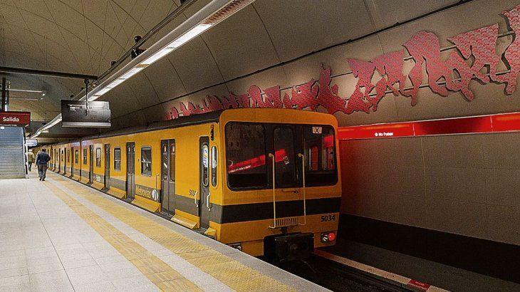 Metrovías: ganancias récord  aunque menos gente viajó en subte