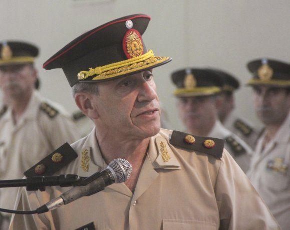 El general de Brigada Juan Martín Paleo asumirá como jefe del Estado Mayor Conjunto de las Fuerzas Armadas.
