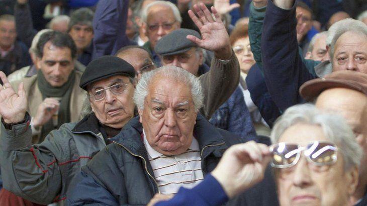 La demanda colectiva contra el último aumento a los jubilados recayó en el juzgado de la Seguridad Social N° 9