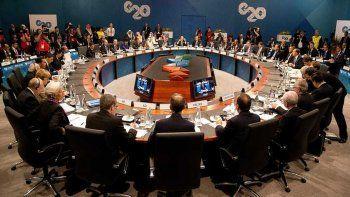 El G20 culminó su cumbre en Riad con un pedido para aunar esfuerzos por la sostenibilidad de la deuda.